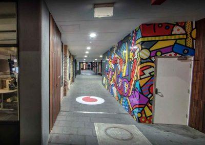 Vodafone Hobart   Laneway
