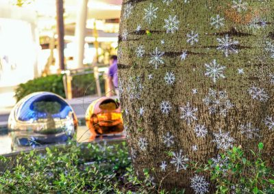 Pacific Fair | Snowflakes Two