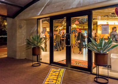 Funky Mexican Cantina | Restaurant Entrance