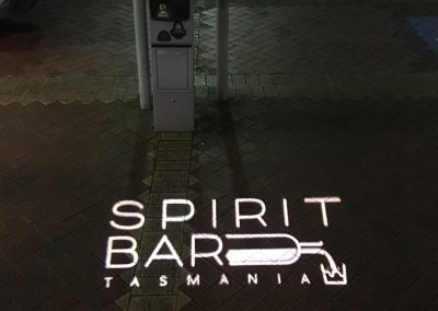 Spirit Bar Tasmania | Footpath